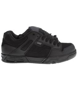 DVS Enduro Heir Skate Shoes Black To School