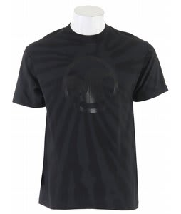 DVS Hart Tie Dye T-Shirt Charcoal