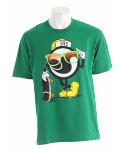 DVS Hernando T-Shirt Kelly Green