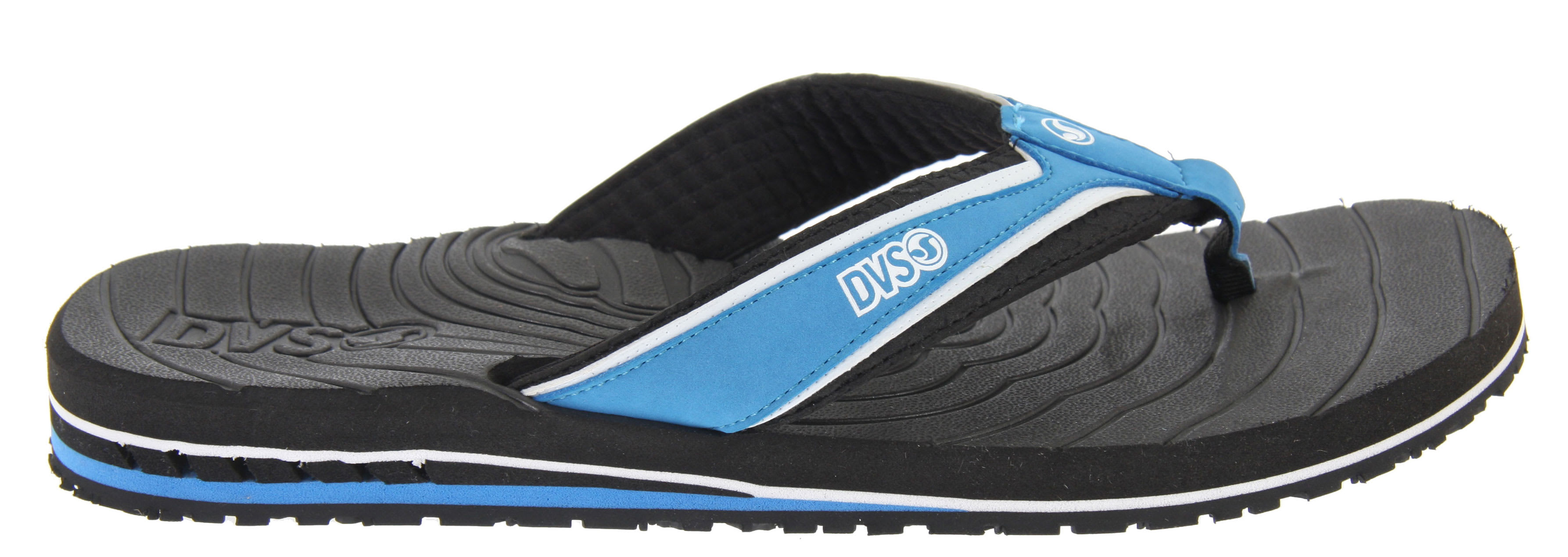 Shop for DVS Jordy 2 Sandals Blue - Men's