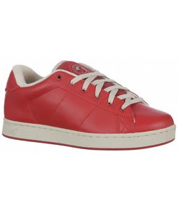 DVS Revival Skate Shoes Red