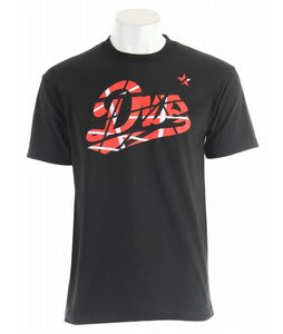 DVS Sport Fill T-Shirt Black