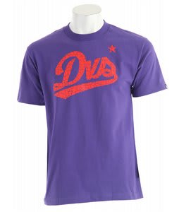 DVS Sport Fill T-Shirt Purple