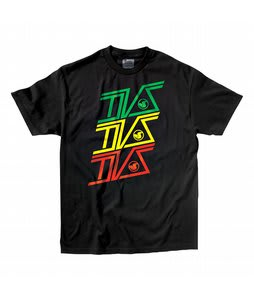 DVS Streamline T-Shirt Black