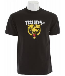 DVS Tbuds T-Shirt Black
