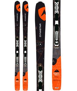 Dynastar Powertrack 84 Fluid X Mens Skis w/ SPX 12 Bindings