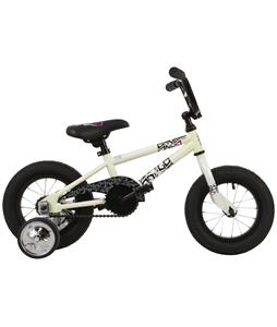 Dyno Vertigo BMX Bike CB White 12in/12in Top Tube