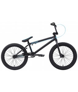 Eastern Battery BMX Bike Matte Black 20in