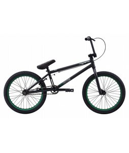 Eastern Griffin BMX Bike Matte Black/Green 20in