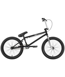 Eastern Cobra BMX Bike Gloss Black w/ Black Rims 20in