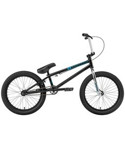 Eastern Griffiin BMX Bike Gloss Black w/ Black Rims 20in