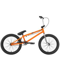 Eastern Griffin BMX Bike Gloss Orange w/ Black Rims 20in/20.5in Top Tube