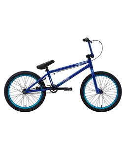 Eastern Griffin BMX Bike Matte Midnight Blue w/ Cyan Blue Rims 20in