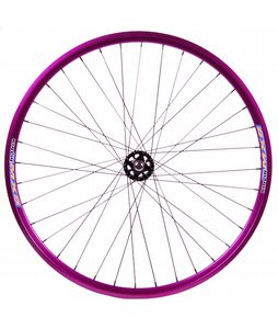 Eastern Lurker Front Wheel Purple 700C