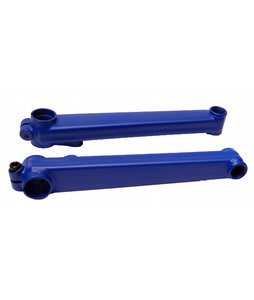Eastern Motley Crank Matte Blue 175mm