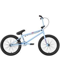 Eastern Nightwasp BMX Bike Gloss Light Blue w/ Black Rims 20in/20.75in Top Tube