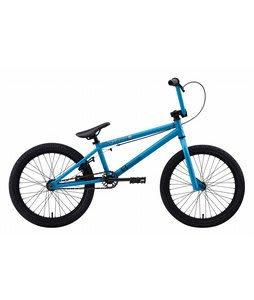 Eastern Piston BMX Bike Matte Blue w/ Black Rims  20in