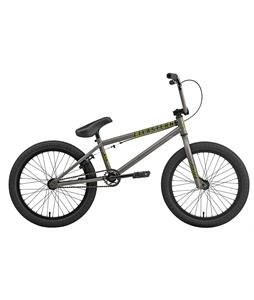 Eastern Piston BMX Bike Matte Phosphate w/ Black Rims 20in