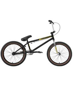 Eastern Traildigger BMX Bike Gloss Black w/ Black Rims 20in