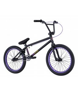 Eastern Traildigger BMX Bike Matte Black/Purple 20in