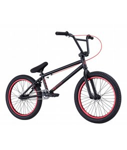 Eastern Traildigger BMX Bike Matte Black/Red 20in