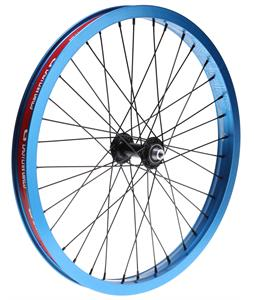 Eastern Venus Front 36H BMX Wheel Blue 20