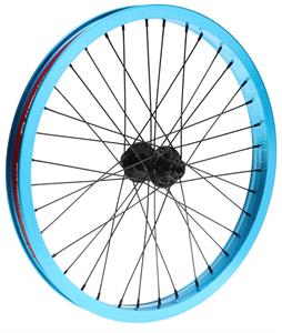 Eastern Venus Rear 36H 9T BMX Wheel Hot Blue 20