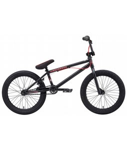 Eastern Warhammer BMX Bike Matte Black 20