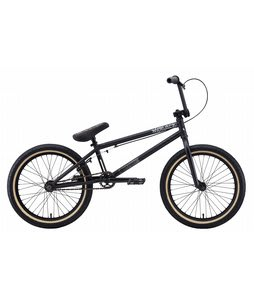 Eastern Warlock BMX Bike Matte Black/Black 20in