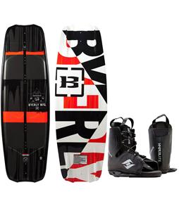Byerly Monarch Blem Wakeboard w/ Hyperlite Frequency Bindings