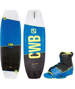 CWB Pure Wakeboard w/ Venza Bindings