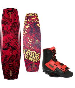 Gator Boards Legend Wakeboard w/ Byerly Verdict Bindings