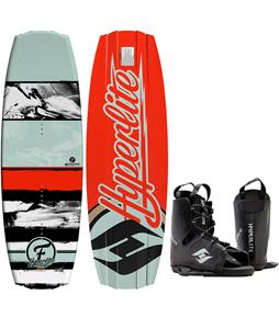 Hyperlite Franchise FLX Wakeboard w/ Frequency Bindings