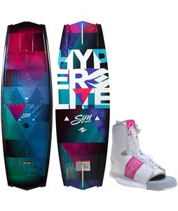 Hyperlite Syn Wakeboard w/ Liquid Force Alpha Bindings