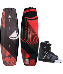 Liquid Force Classic Wakeboard w/ Hyperlite Frequency Bindings