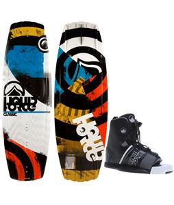Liquid Force Classic Wakeboard w/ Element Bindings