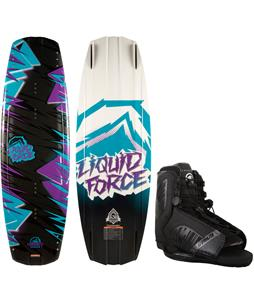 Liquid Force Harley Grind Wakeboard w/ Hyperlite Remix Bindings