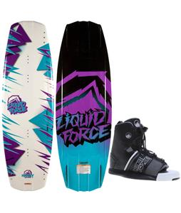 Liquid Force Harley Wakeboard w/ Hyperlite Frequency Bindings