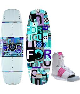 Liquid Force Harlow Wakeboard w/ Alpha Bindings