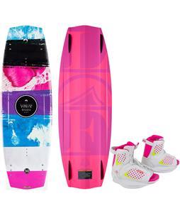 Liquid Force Melissa Hybrid Wakeboard w/ Ronix August Bindings