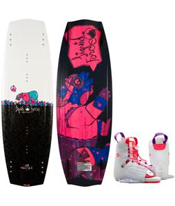 Liquid Force Melissa Hybrid Wakeboard w/ Hyperlite Allure Bindings