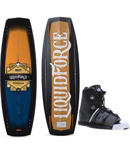 Liquid Force Next Wakeboard w/ Hyperlite Frequency Bindings