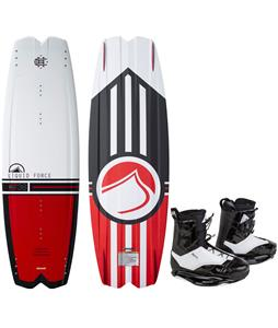 Liquid Force Remedy Wakeboard w/ Ronix Frank Wakeboard Boots