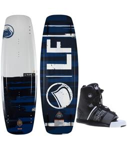 Liquid Force Raph Hybrid Wakeboard w/ Hyperlite Frequency Bindings