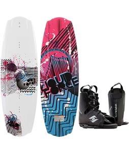 Liquid Force Substance Wakeboard w/ Hyperlite Frequency Bindings
