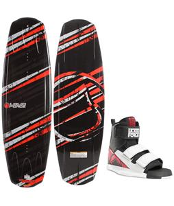 Liquid Force Stance Wakeboard w/ Domain Bindings