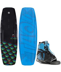 Liquid Force Tao Hybrid Wakeboard w/ Index Bindings