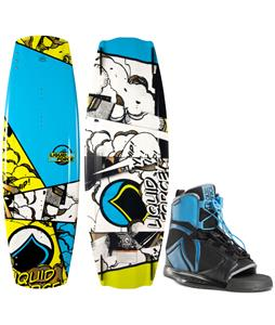 Liquid Force Watson Hybrid Wakeboard w/ Index Bindings