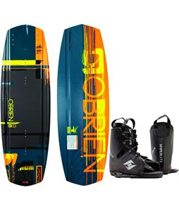 O'Brien Bruce Wakeboard w/ Hyperlite Frequency Bindings