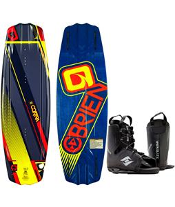 O'Brien Contra Wakeboard w/ Hyperlite Frequency Bindings